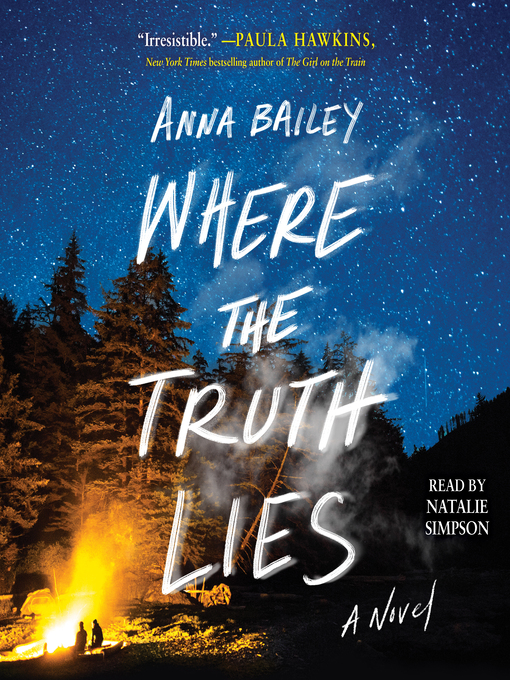 Title details for Where the Truth Lies by Anna Bailey - Wait list