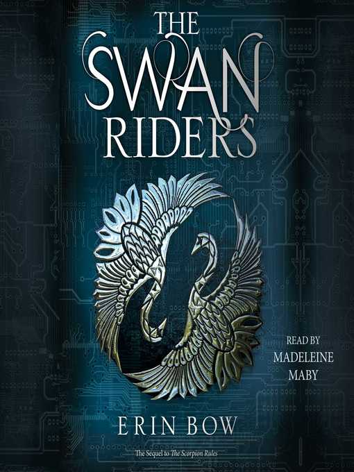 Cover of The Swan Riders