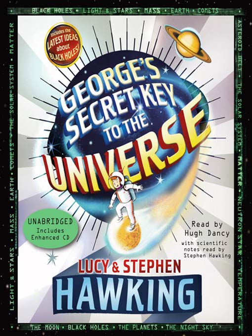 Title details for George's Secret Key to the Universe by Stephen Hawking - Available