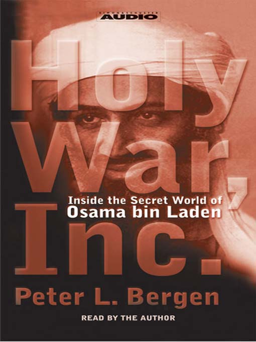Title details for Holy War, Inc. by Peter L. Bergen - Available