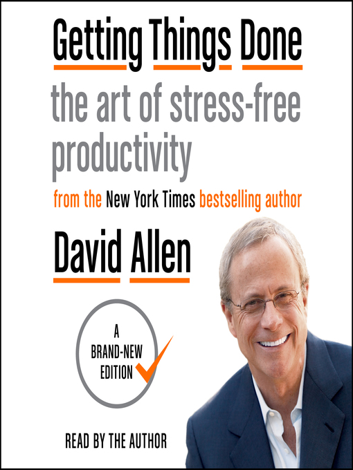 Title details for Getting Things Done by David Allen - Wait list