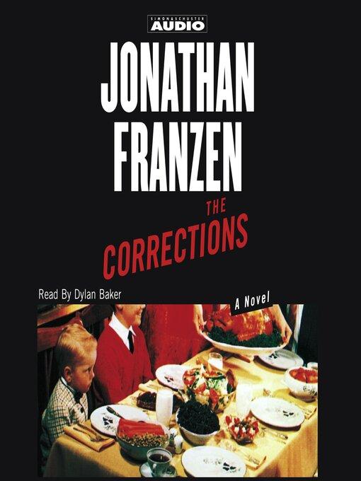 Title details for The Corrections by Jonathan Franzen - Wait list