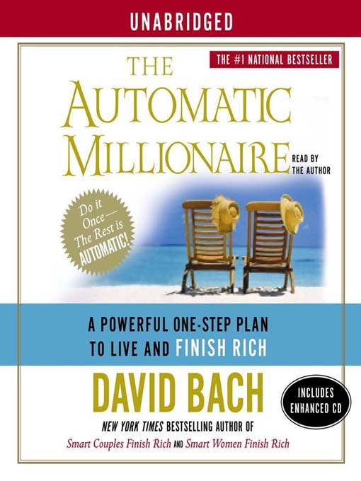 Cover of The Automatic Millionaire