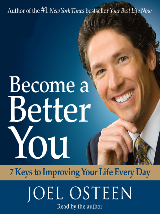 Title details for Become a Better You by Joel Osteen - Wait list