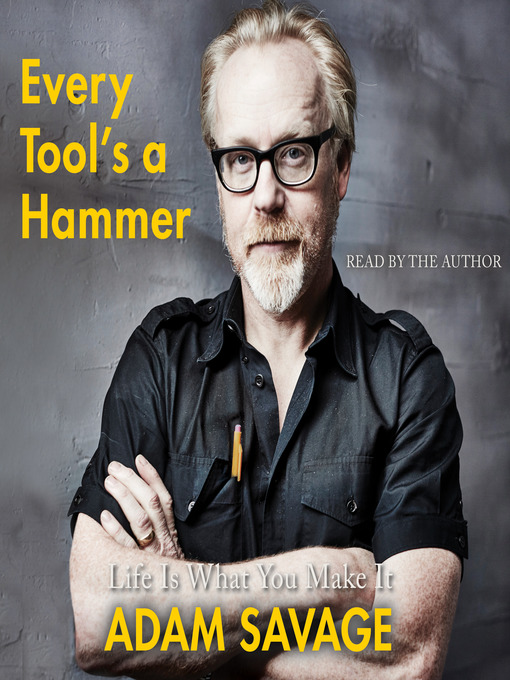 Cover of Every Tool's a Hammer