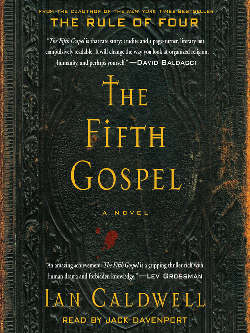 Cover of The Fifth Gospel