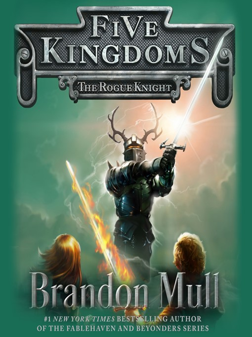 Title details for The Rogue Knight by Brandon Mull - Wait list