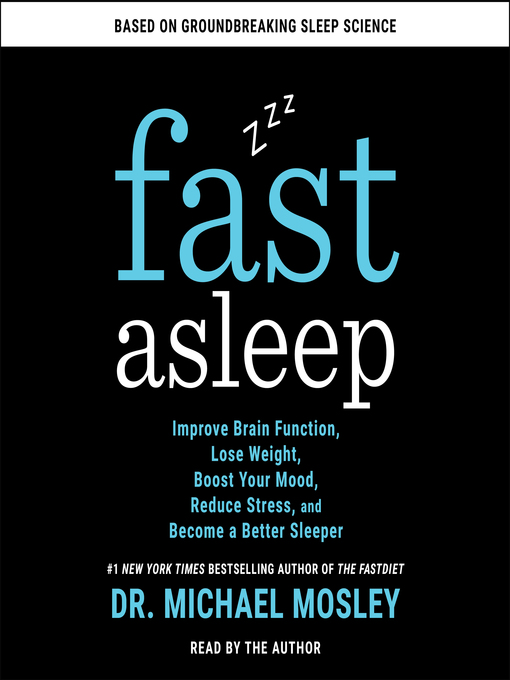 Title details for Fast Asleep by Dr Michael Mosley - Available