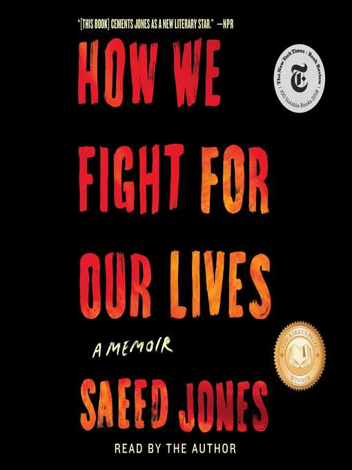 Title details for How We Fight For Our Lives by Saeed Jones - Wait list