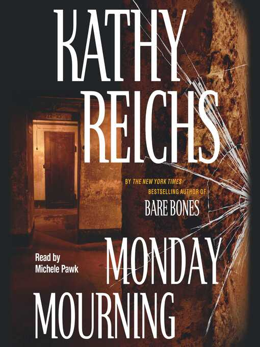 Cover of Monday Mourning