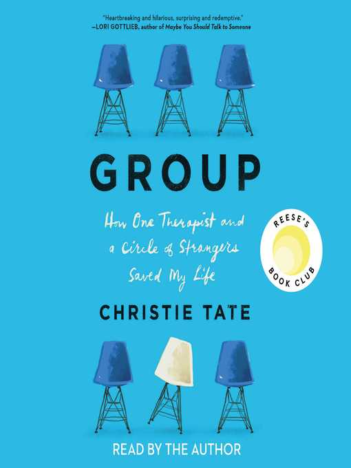 Title details for Group by Christie Tate - Wait list