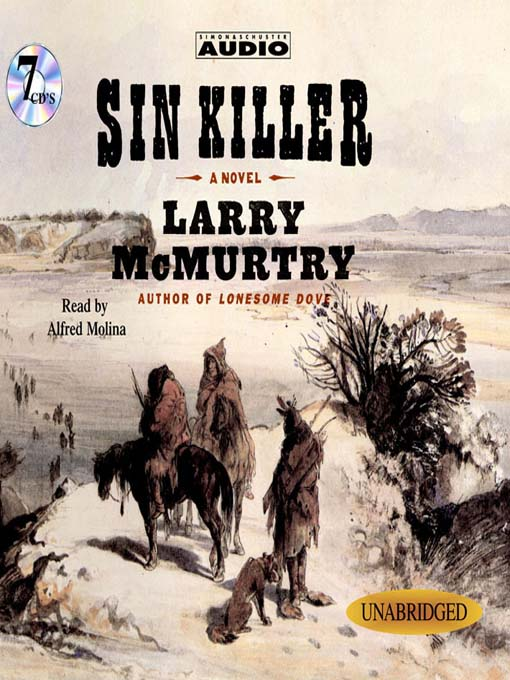 Title details for Sin Killer by Larry McMurtry - Available