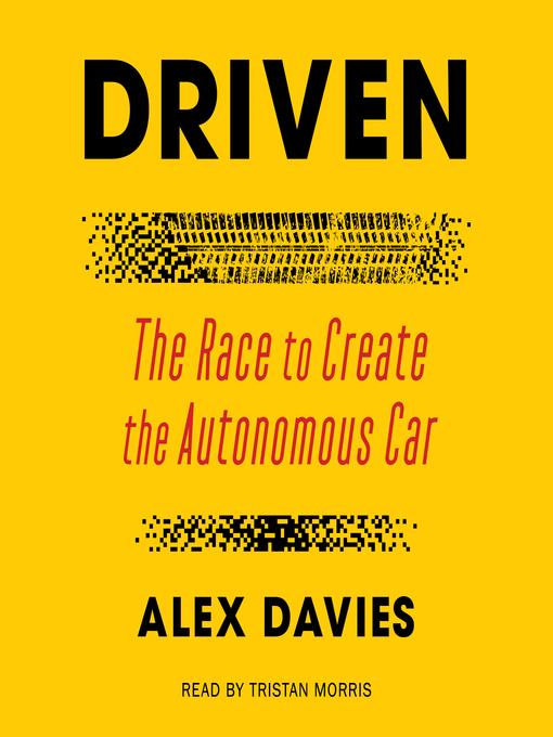 Title details for Driven by Alex Davies - Wait list