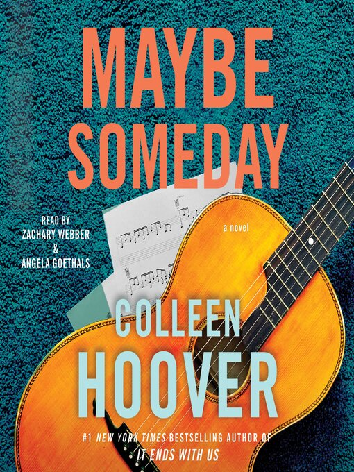Title details for Maybe Someday by Colleen Hoover - Available