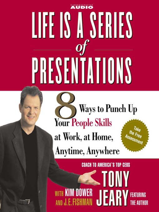 Title details for Life Is a Series of Presentations by Tony Jeary - Wait list