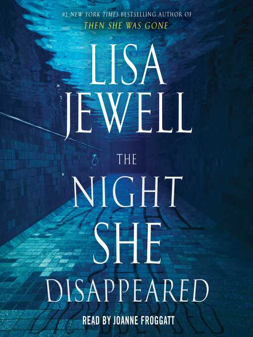 Title details for The Night She Disappeared by Lisa Jewell - Wait list