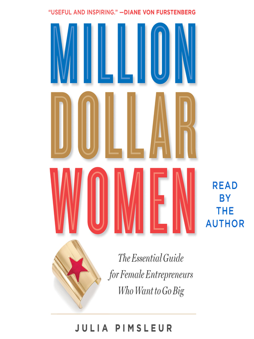 Cover of Million Dollar Women