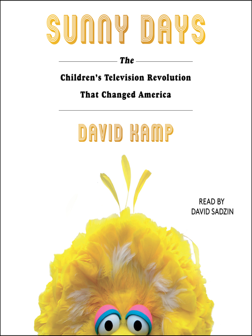Title details for Sunny Days by David Kamp - Available
