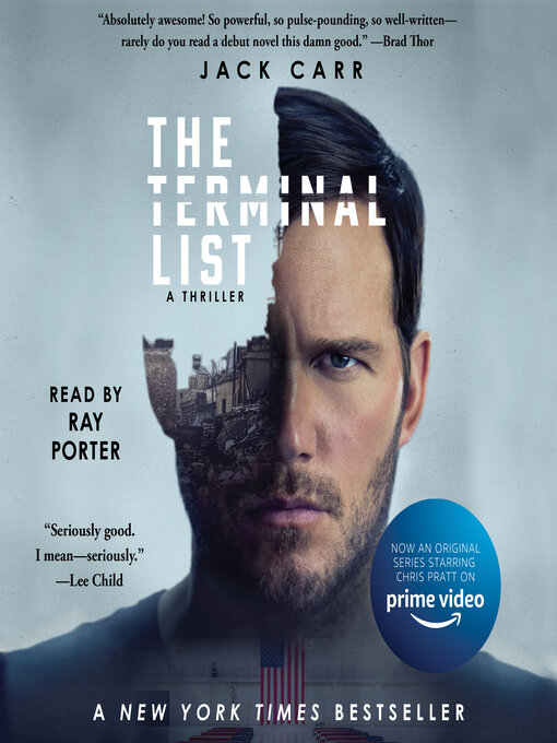 Title details for The Terminal List by Jack Carr - Available