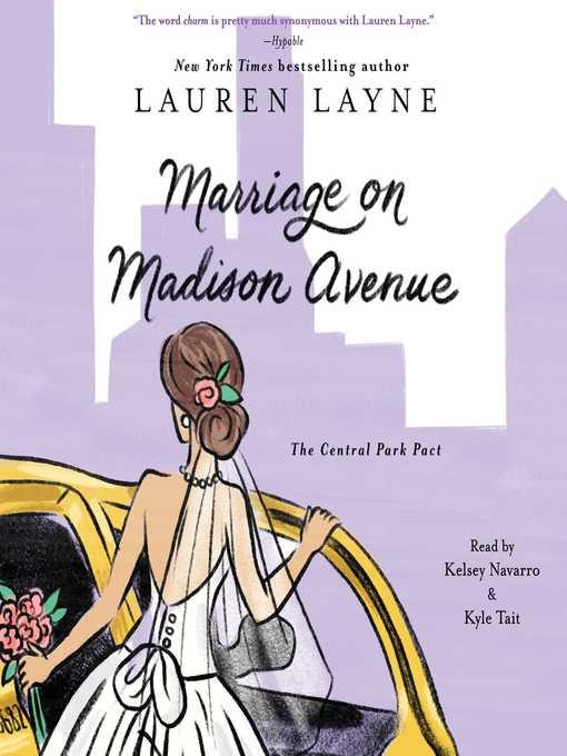 Title details for Marriage on Madison Avenue by Lauren Layne - Available