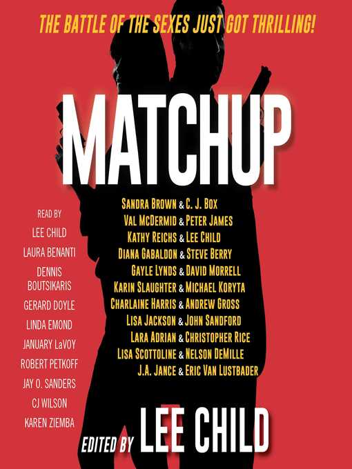 Title details for MatchUp by Lee Child - Available