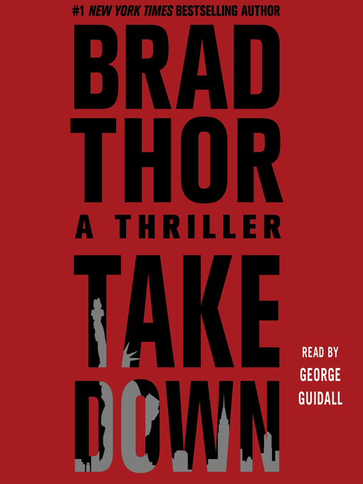 Title details for Takedown by Brad Thor - Wait list