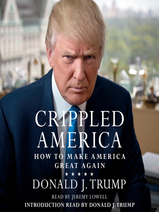 Cover of Crippled America