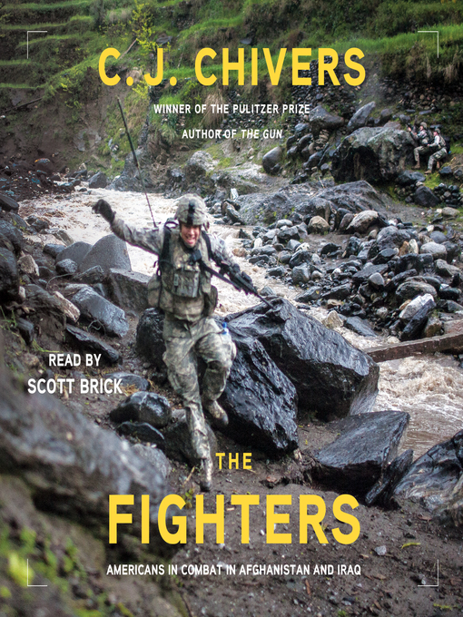 Title details for The Fighters by C. J. Chivers - Available
