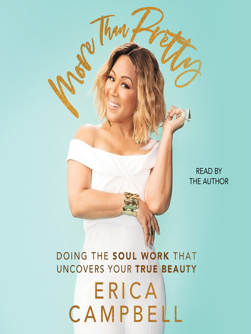 Title details for More Than Pretty by Erica Campbell - Wait list