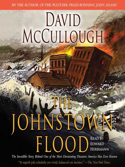 Title details for The Johnstown Flood by David McCullough - Wait list