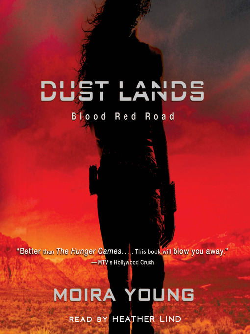 Cover image for Blood Red Road