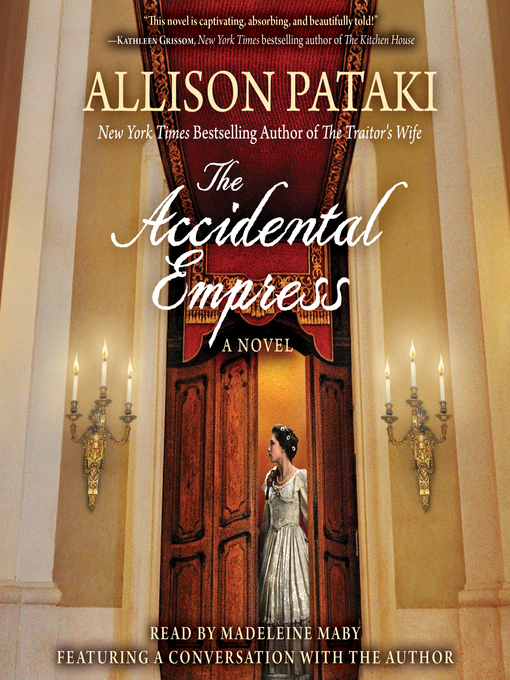 Cover of The Accidental Empress