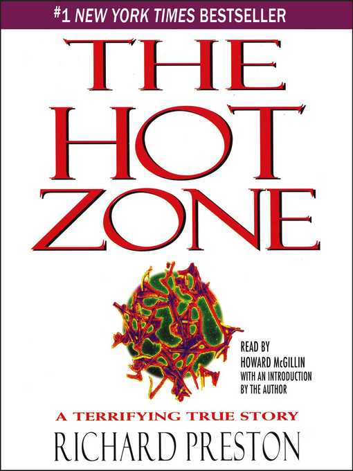 Cover of Hot Zone