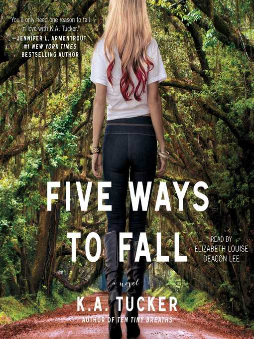 Title details for Five Ways to Fall by K.A. Tucker - Wait list
