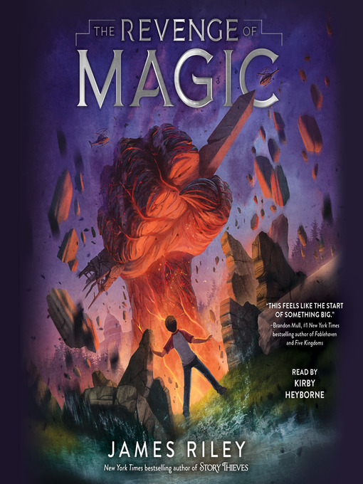 Title details for The Revenge of Magic by James Riley - Available