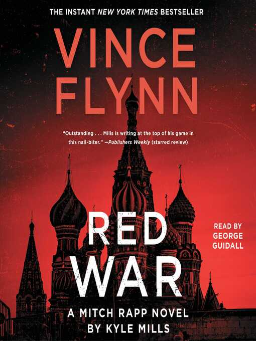 Title details for Red War by Vince Flynn - Wait list