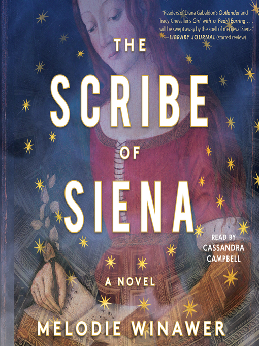 Title details for The Scribe of Siena by Melodie Winawer - Wait list