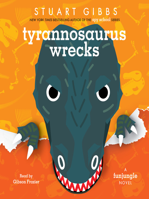 Title details for Tyrannosaurus Wrecks by Stuart Gibbs - Wait list