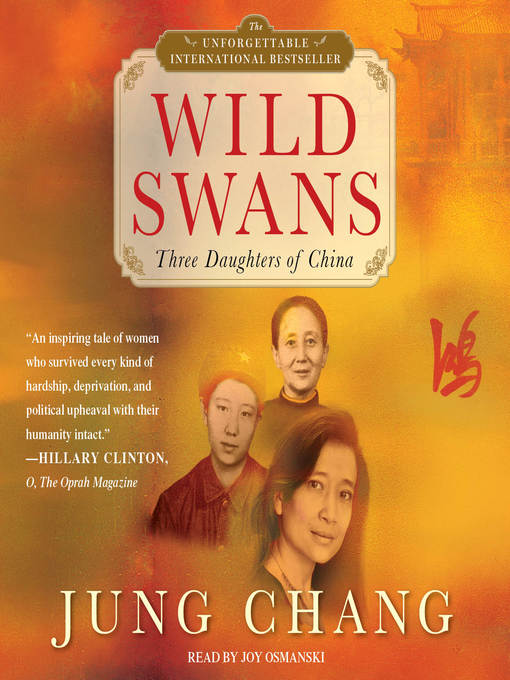 Title details for Wild Swans by Jung Chang - Wait list