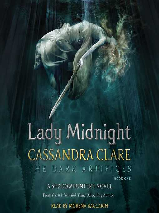 Title details for Lady Midnight by Cassandra Clare - Wait list
