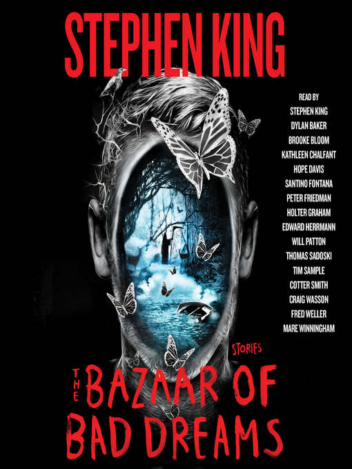 Title details for The Bazaar of Bad Dreams by Stephen King - Wait list