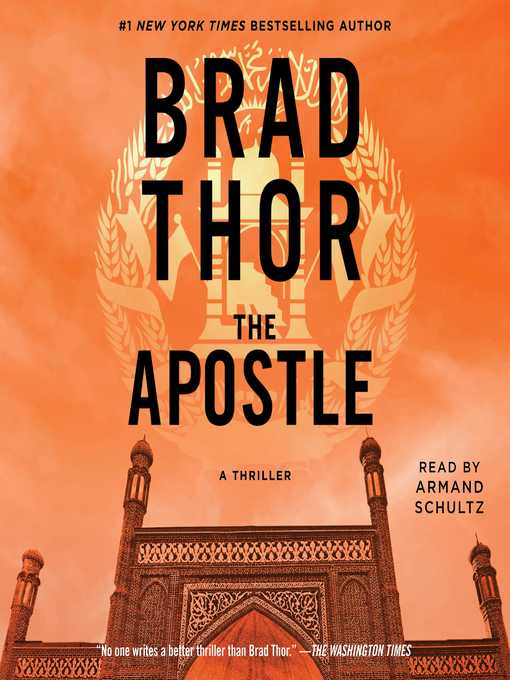Title details for The Apostle by Brad Thor - Wait list