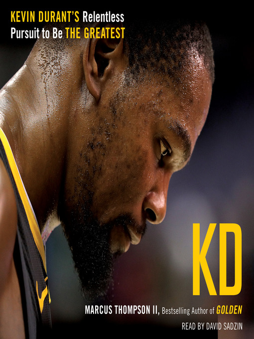 Title details for KD by Marcus Thompson - Available