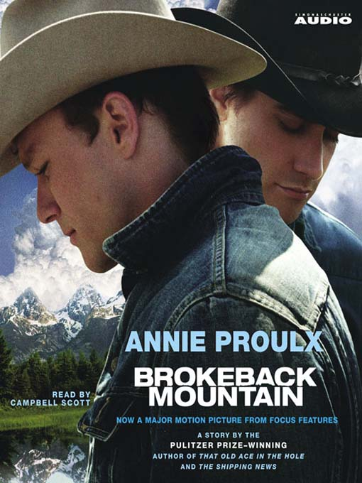 Title details for Brokeback Mountain by Annie Proulx - Wait list