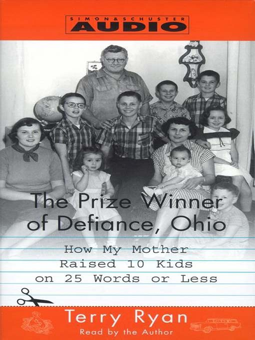 Title details for The Prize Winner of Defiance, Ohio by Terry Ryan - Available