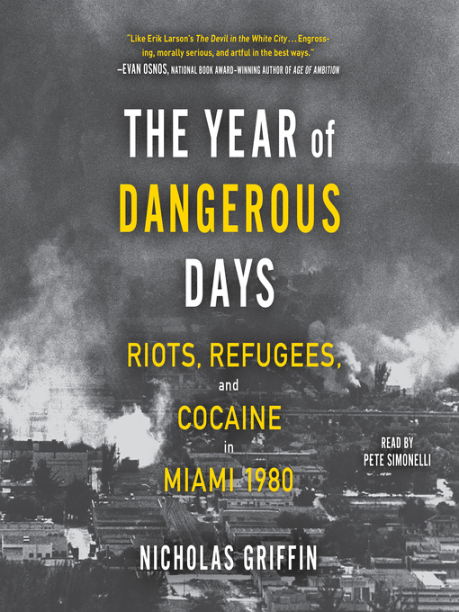 Title details for The Year of Dangerous Days by Nicholas Griffin - Available