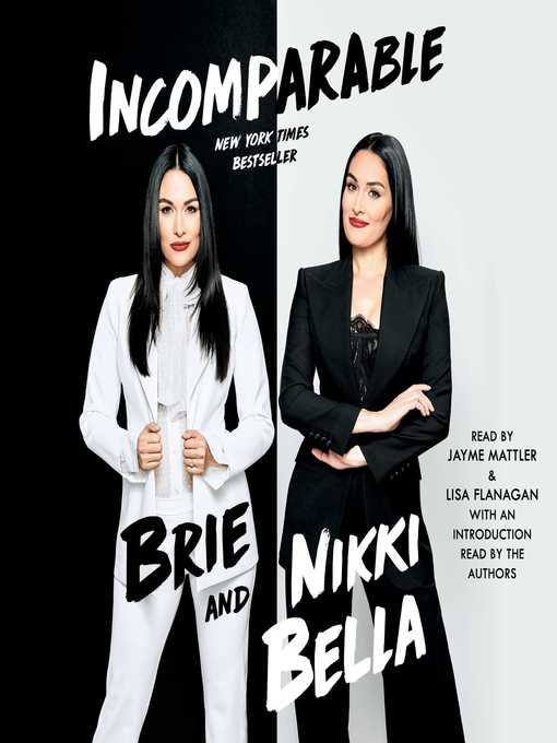 Title details for Incomparable by Brie Bella - Available