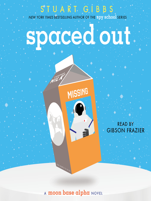 Title details for Spaced Out by Stuart Gibbs - Wait list