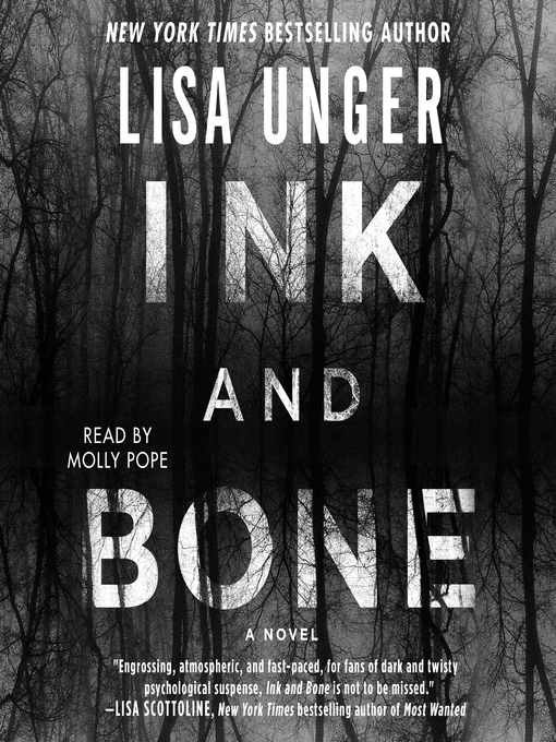 Title details for Ink and Bone by Lisa Unger - Wait list