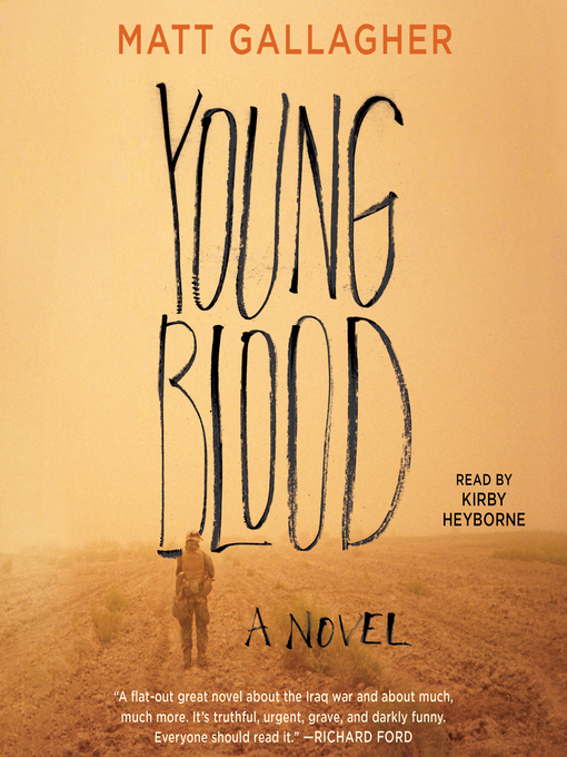 Title details for Youngblood by Matt Gallagher - Available
